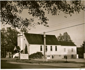 Lake Road Church building - Version 2