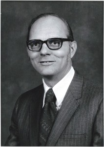 Rev. Dick Bucey, 1990