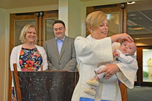 baptism, Kelly and Oleksiak baby, small file for web