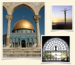 Holy Land Pilgrimage, cover photos